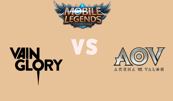 Inilah Penyebab Mobile Legends Lebih Banyak Pemainnya Jika Dibandingkan Vainglory Dan AOV