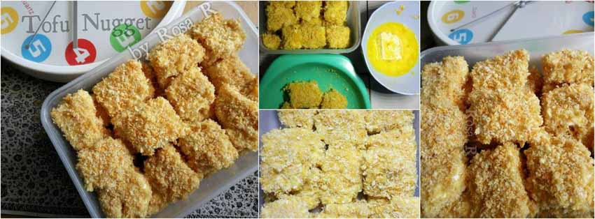 Resep Membuat Nugget Tahu dan Wortel by Rosa Redia