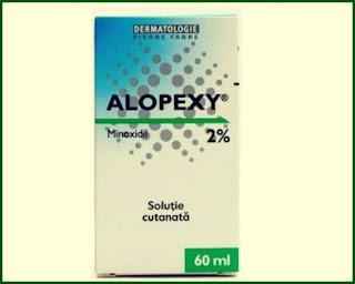 ALOPEXY 2%, 60 ml, Pierre Fabre păreri forum