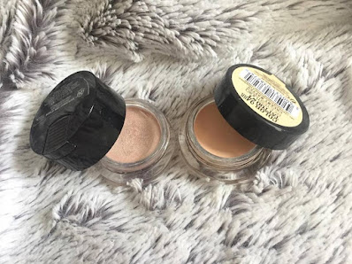 Revlon vs Maybelline | Cream eye shadows