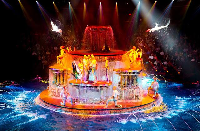 Show Le Rêve Las Vegas