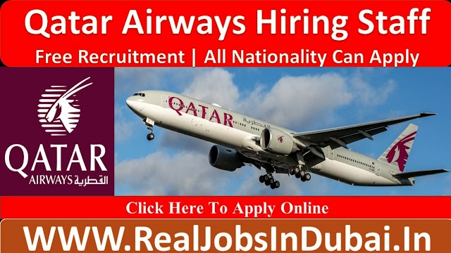 Jobs In Qatar Living  | وظائف قطر | Airways Jobs In Doha - Qatar