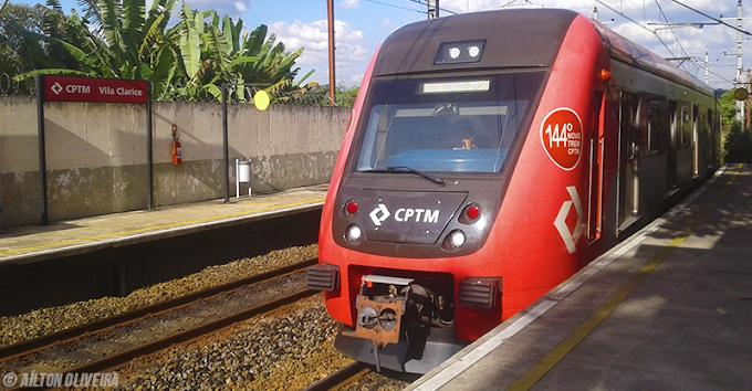 Governo Doria quer concessão de linhas da CPTM e trem intercidades até 2021