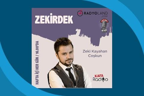Zeki Kayahan Coşkun Zekirdek Podcast