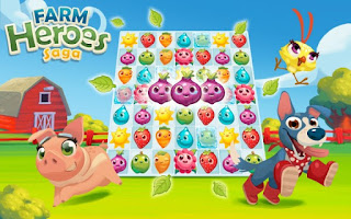 Farm Heroes Saga Apk v2.68.12 Mod (Unlimited Lives/Boosters)