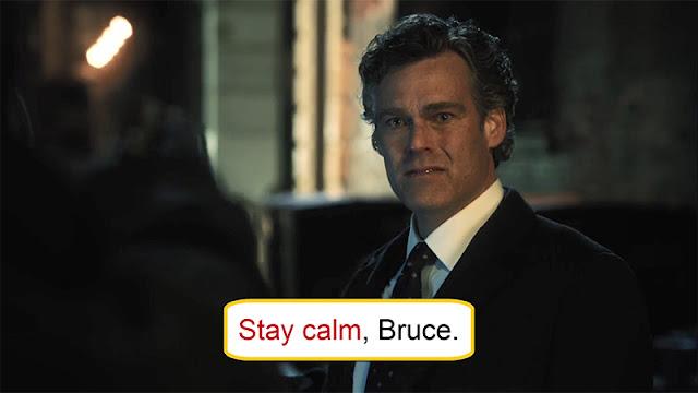 Arti Stay Calm