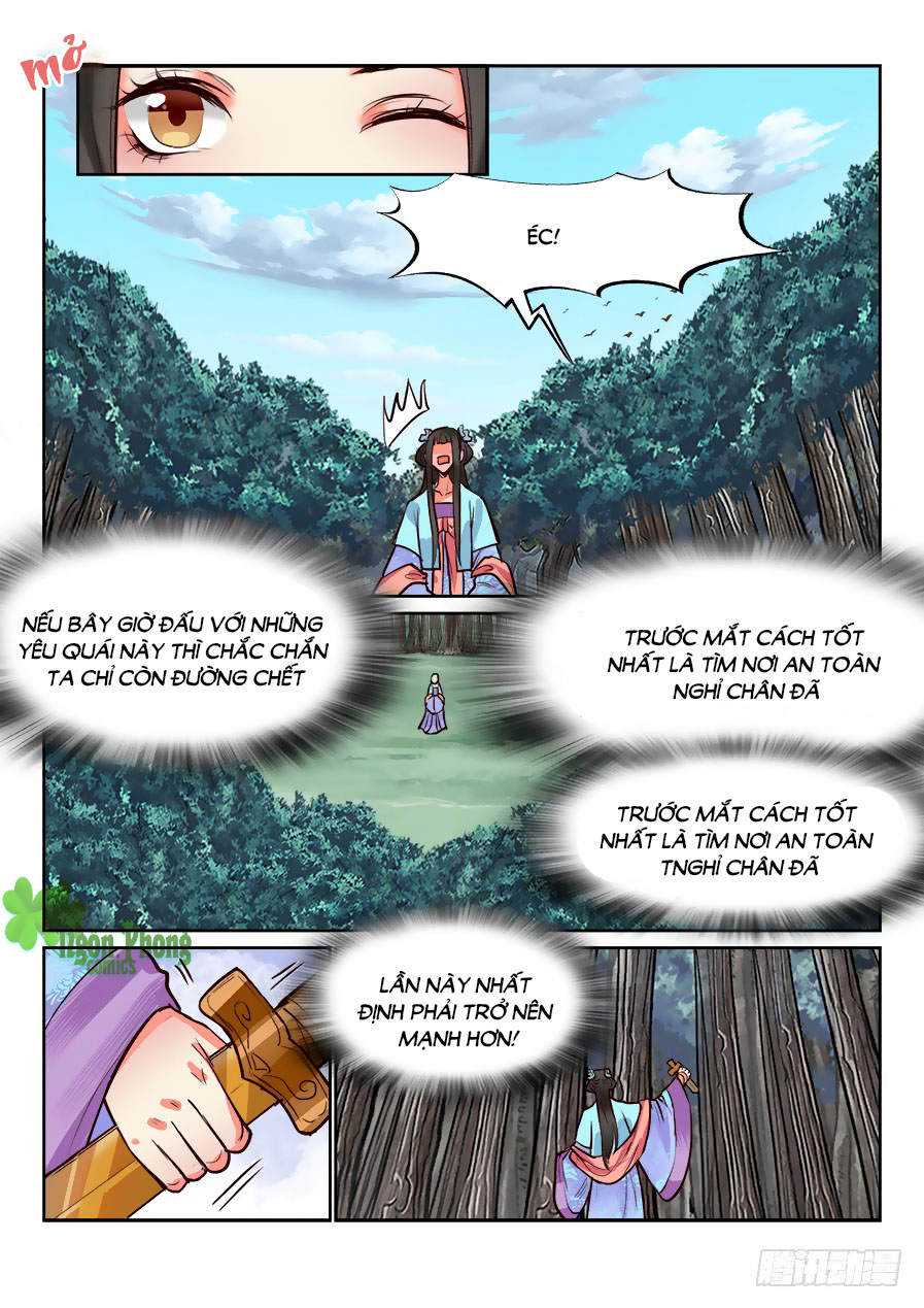 Luôn Có Yêu Quái chap 122 - Trang 10