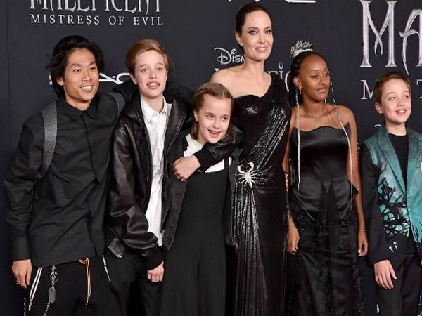 Angelina Jolie's Kids 'Surprised Her' with 'Special Dinner' for Her 46th Birthday- Source