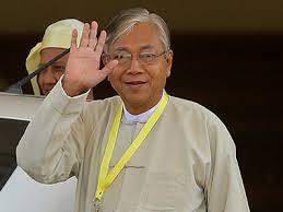 Htin Kyaw of Myanmar