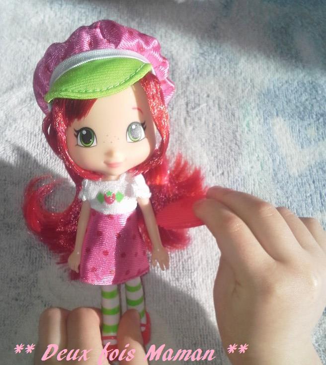 Charlotte a la fraise jouet