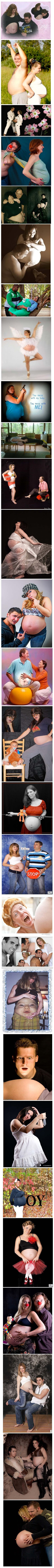 Funny Crazy Pregnancy Photos Picture Strip