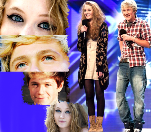 Janet Devlin a Niall Horan datovania