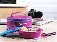 Ini Kelebihan Kotak Makan Tupperware Untuk Keluarga
