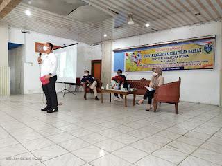 Satres Narkoba Polres Labuhanbatu Dan Anggota DPRD Sumut  Sosialisasikan Bahaya Penyalahgunaan Narkoba