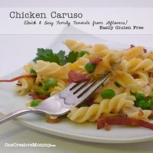 One Creative Mommy: Chicken Caruso