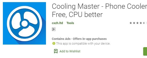 3 aplikasi pendingin hp android tanpa iklan
