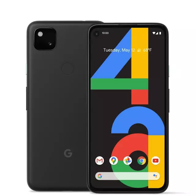 Google Pixel 4a Barely Blue Special Edition