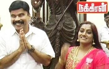 Powerstar Srinivasan Joins BJP Party
