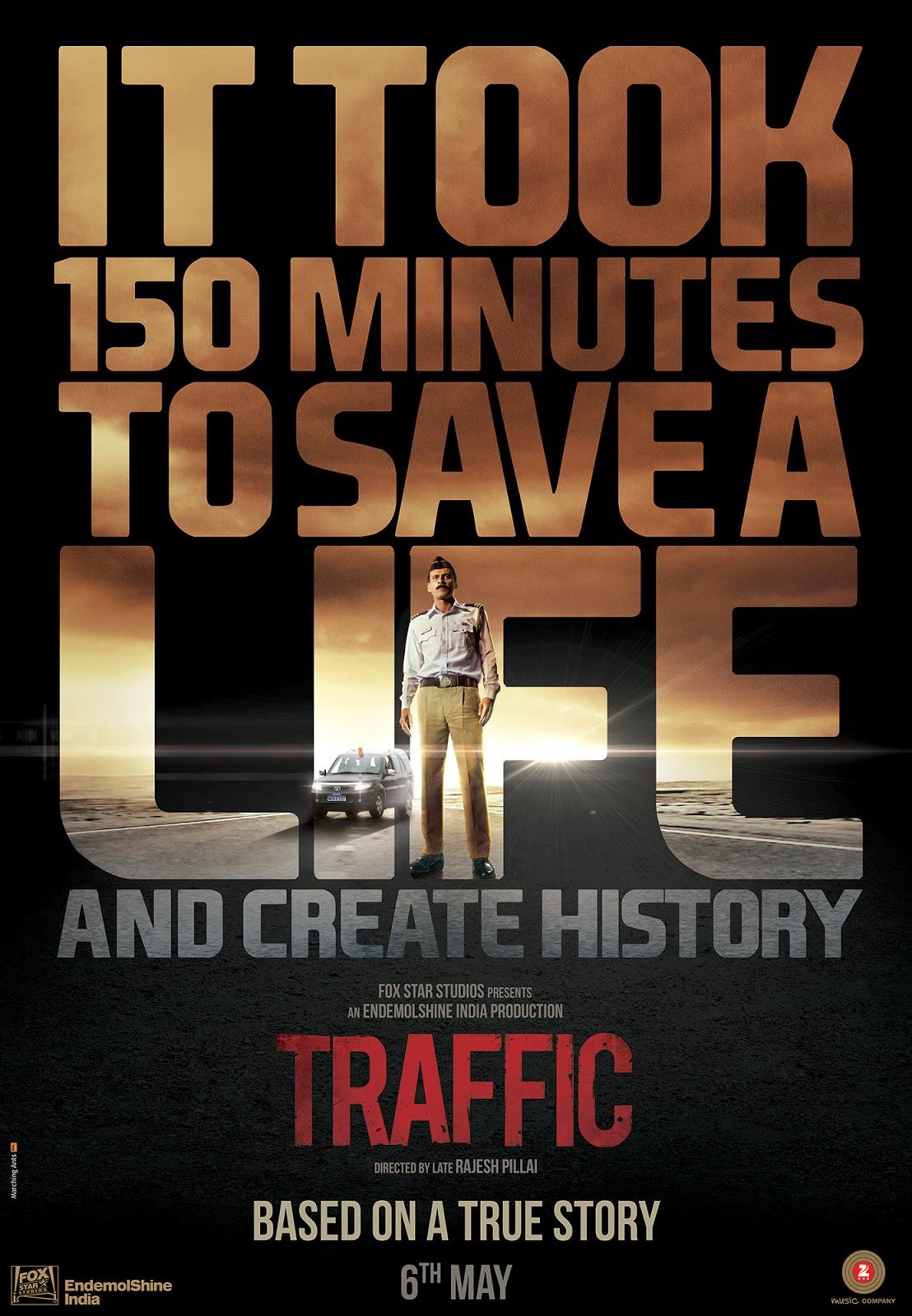 Watch Traffic (2016) DVDRip Hindi Full Movie Watch Online Free Download