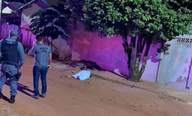 Homem com documentos falsos é morto com 10 tiros em MT