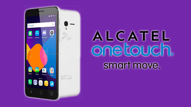 rom stock Alcatel OT Pixi 3 4.5 5017a