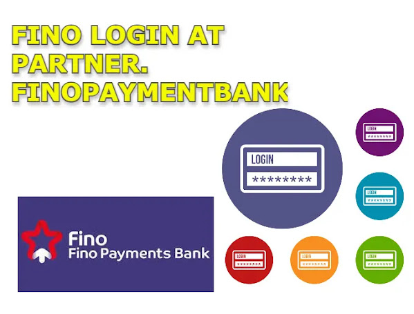Fino Login at partner.finopaymentbank.in