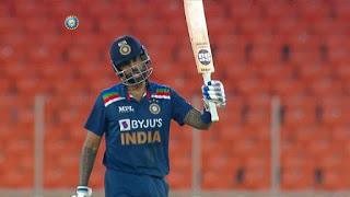 Suryakumar Yadav 57 vs England Highlights