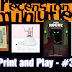 Recensioni Minute - 4 Print and Play #3