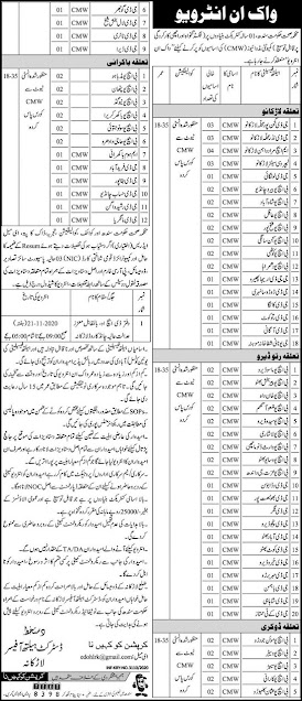 community-midwife-jobs-Larkana