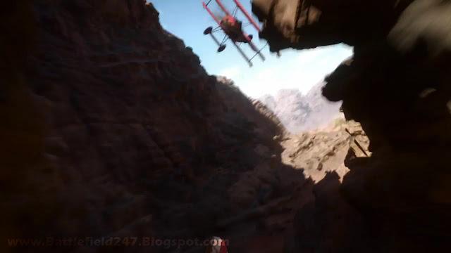 Battlefield 1 Biplane Dogfight