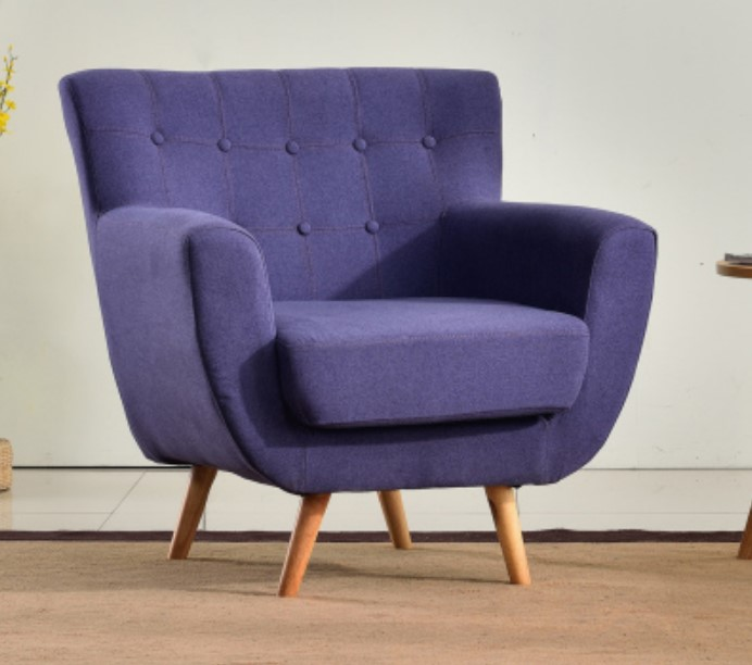 Best Cheap Mini Sofa couch chair for kids with purple decoration