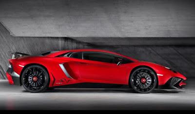 Lamborghini Aventador: Sportcar