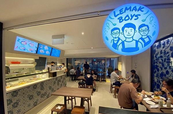 Restoran Lemak Boys