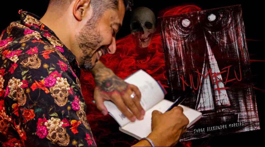 Vencedor do Prêmio ABERST 2020 e um dos 10 finalistas do JABUTI, Numezu, lançamento do escritor Jorge Alexandre Moreira é pedida certa para quem gosta de ler sobre aquilo que há de mais sombrio na alma humana