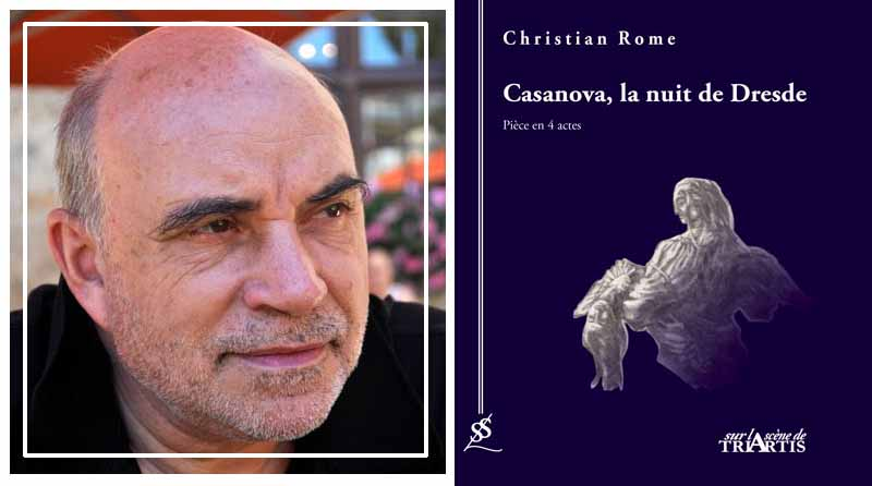Livre sur Giacomo Casanova