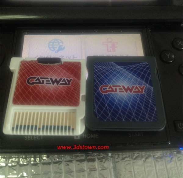 3DSTOWN COM: How to use Gateway 3DS with Ultra firmware on