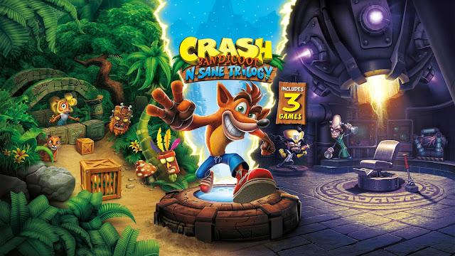 عالم من المغامرات مع لعبة كراش Crash bandicoot للأندرويد وبدون أي مشاكل