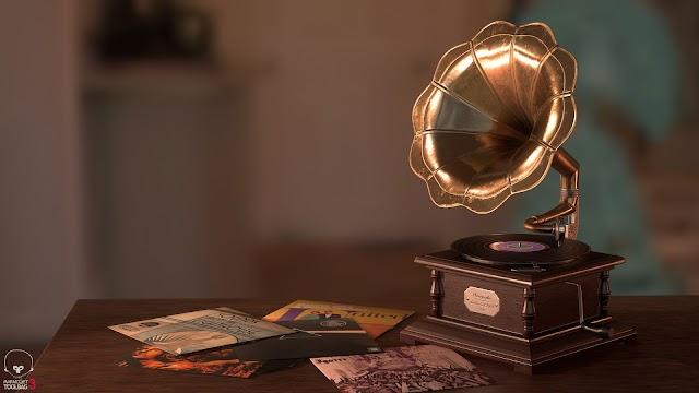 Phonograph 1877 | Perekem & Pemutar Suara Pertama di Dunia