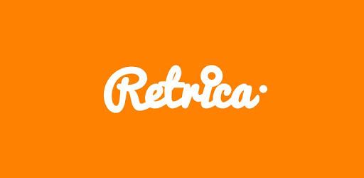 تنزيل برنامج ريتريكا للتصوير للاندرويد برابط مباشر