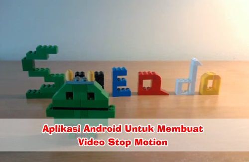 aplikasi untuk membuat video stop motion
