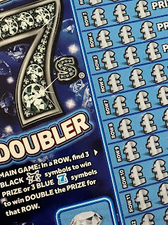 £3 Diamond 7s Doubler