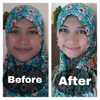 make up natural look