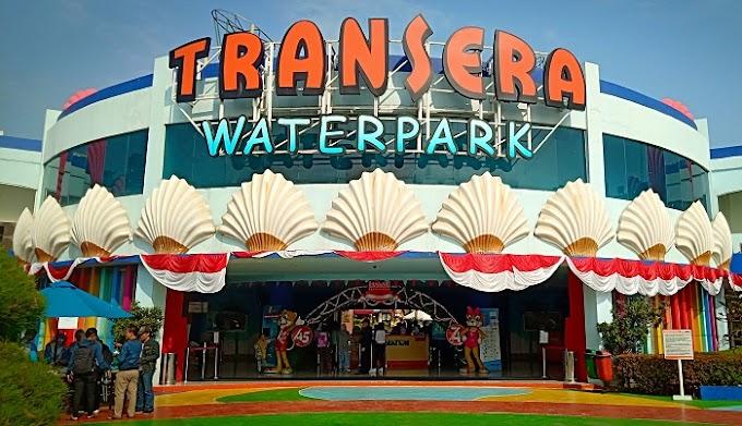 Transera Waterpark, Tempat Sejuk Buat Main Air