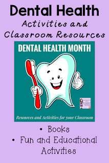 February is Dental Health Month. Are you looking for Dental Health resources and activities for your primary classroom? Then this post is for you. Inside, you will find a fun experiment, amazing books to read, a challenging writing assignment, and more! While these activities are perfect for second, third, and fourth grade classrooms, they can easily be adapted to other age groups.  #confessionsofafrazzledteacher {2nd, 3rd, and 4th grades}