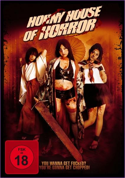 Horny House Of Horror