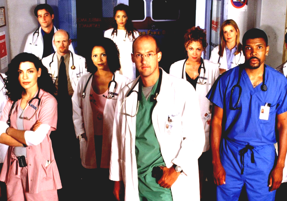 List Of Medical Drama Television Programs - Hospital Shows