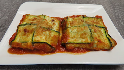 Paketići od Tikvica Punjeni Šunkom i Sirom | Stuffed Zucchini with Ham and Cheese Recipe