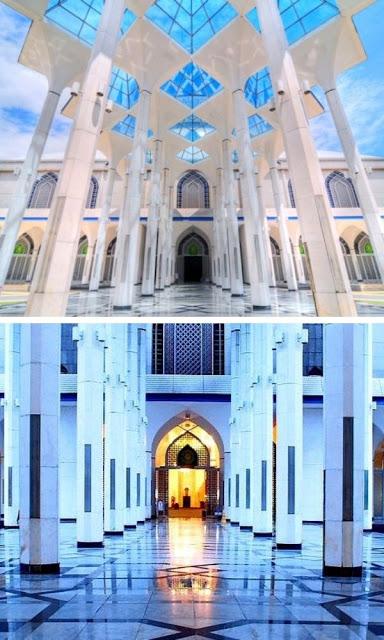 senibina Masjid Sultan Salahuddin Abdul Aziz Shah