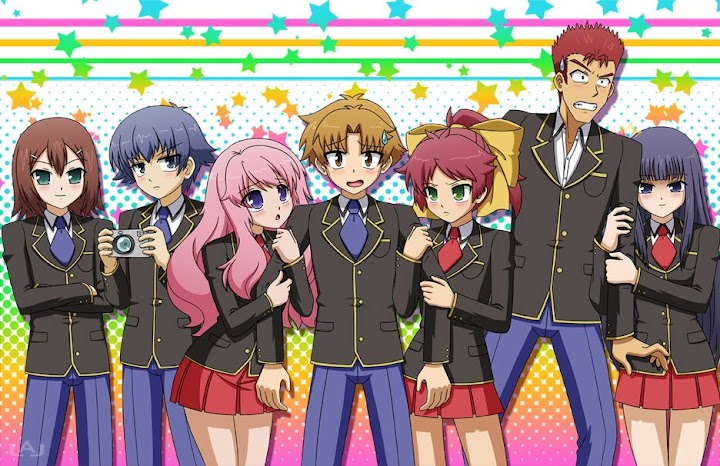 Baka to Test to Shoukanjuu Season 2 Batch Subtitle Indonesia