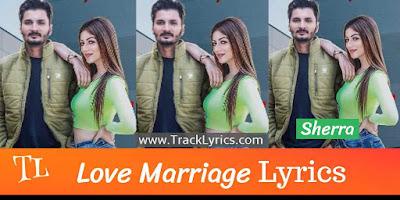 love-marriage-punjabi-song-lyrics